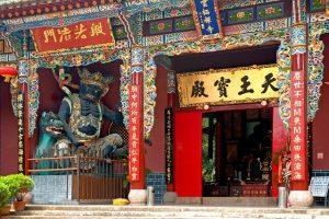 תרגום לסינית במקדש