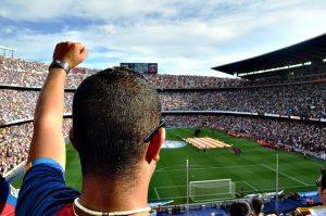 תרגום לספרדית באיצטדיון כדורגל